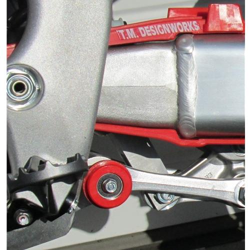 TM Designworks Powerlip Chain Roller Upper Black for Honda CR CRF