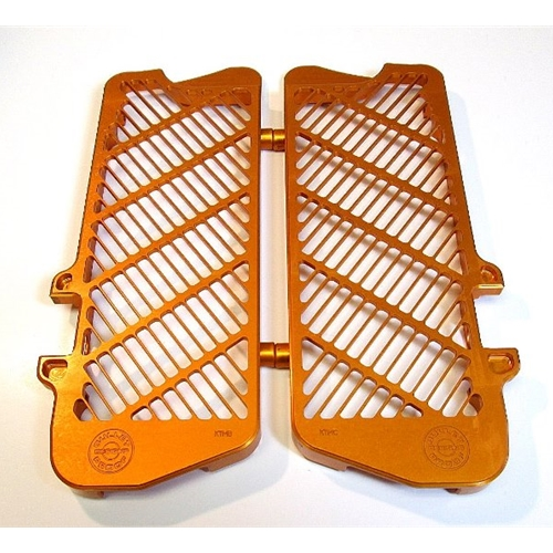 Bullet Proof Designs Radiator Guards