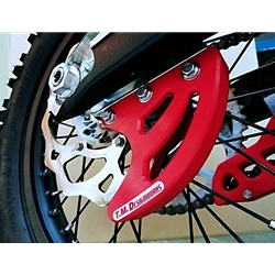 Rear Rotor Guard  PN# RDP-BETA