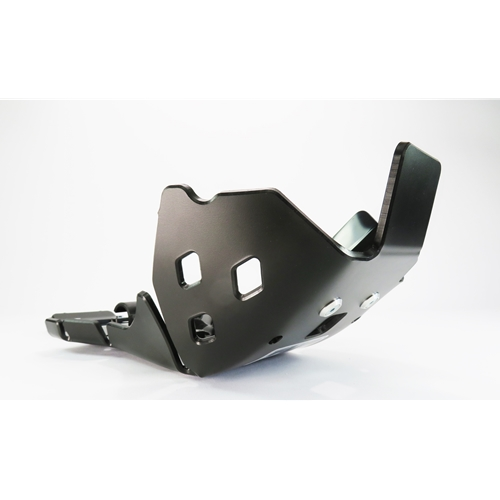 Extreme Full Coverage Skid Plate With Link Guard.  PN# KHLG-256