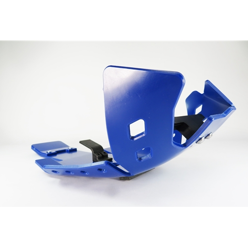 Extreme Full Coverage Skid Plate With Link Guard. PN# YALG-125 (YZ 125 & 125X)