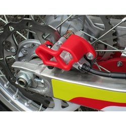 Rear Brake Caliper Guard