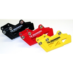 Polifiber Outer Shell & Inner Rub Block Rear Chain Guide