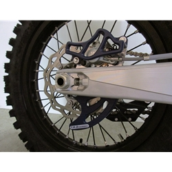Rear Rotor & Caliper Guard Kit